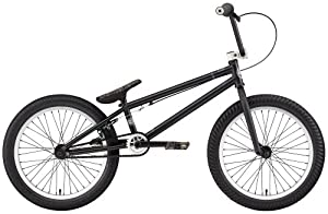 Eastern Bikes Boss Bike (Matte Black, 20-Inch BMX)