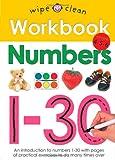 Wipe Clean Workbook Numbers 1-30