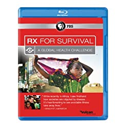 Rx for Survival: A Global Health Challenge [Blu-ray]