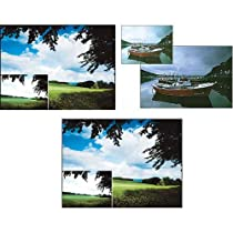 Cokin ND Graduated Filter Kit A Series, with Filter Holder & Graduated ND Filters #121L, 121M, 121S)