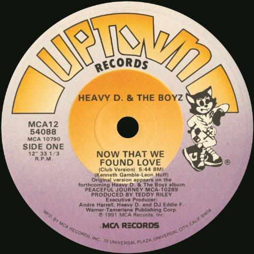 Now That We Found Love (Club Version)