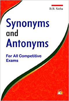 english synonyms and antonyms pdf