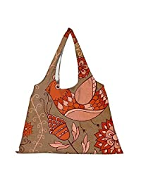 Snoogg High Strength Reusable Shopping Bag Fashion Style Grocery Tote Bag Jhola Bag - B01B97FND6