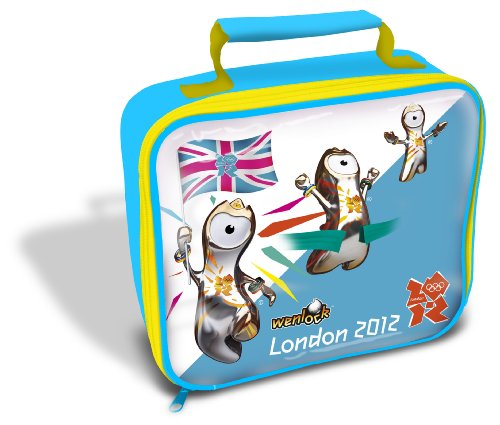 Olympics Mascot Rectangle Lunch Bag