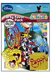 Mickey Party Favor Value Pack Party Accessory
