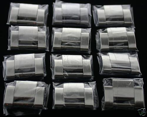 12 Link For Oyster Watch Band Rolex Submariner Matte Finish