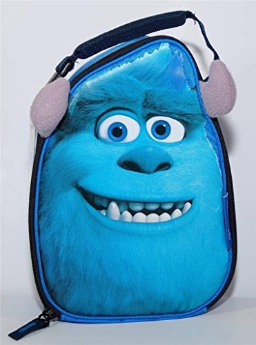 Monsters University Sulley Insulated Lunch Pack - 1