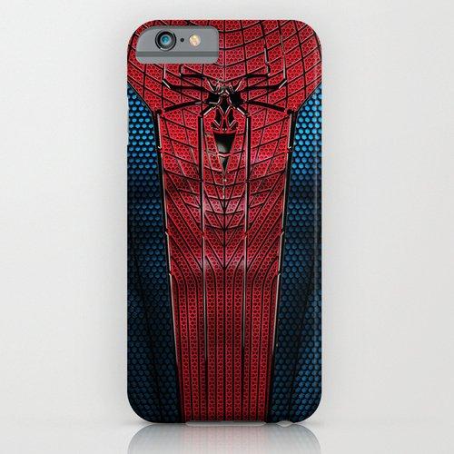 iPhone6ケース society6 Spidey-Sense スパイダーマン  デザイナーズiPhoneケース