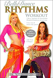 The Bellydance Rhythms Workout, with Neon: Belly dance fitness classes, Belly dance instruction, Full body workout