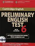 Cambridge preliminary english test. Self study pack. Per le Scuole superiori. Audiolibro. CD Audio: 6