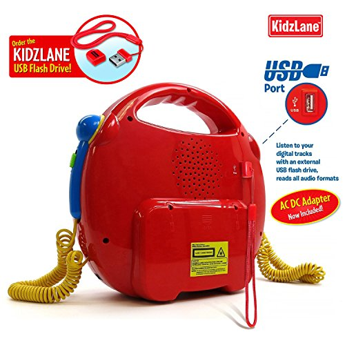 kidzlane karaoke machine