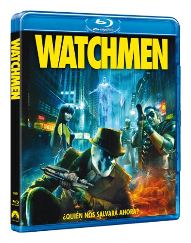 Watchmen [Blu-ray]