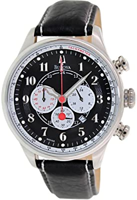 Bulova Men's 96B150 Adventurer Chronograph Watch