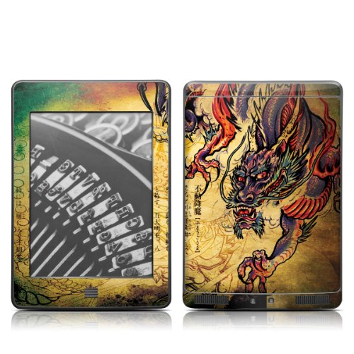Decalgirl Kindle Touch Skin -  Dragon Legend