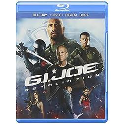 G.I. Joe: Retaliation [Blu-ray]