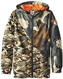 Volcom Big Boys' Forwarder Camo-Print Jacket