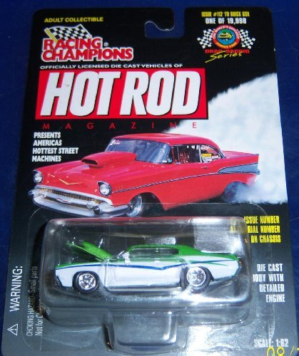 Hot Rod #112 '70 Buick GSX by Racing Champions - 1