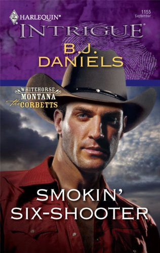 Image for Smokin' Six-Shooter (Harlequin Intrigue Series)
