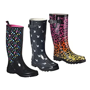 Women's Assorted Rain Boots
