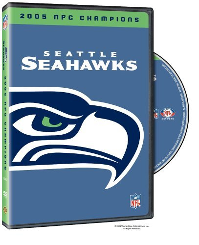 NFL - Seattle Seahawks 2005 NFC Champions (Nfc Champions Dvd compare prices)