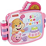 Fisher-Price Laugh & Learn Sis' Tea Party Book