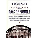 The Boys of Summer (Harperperennial Modern Classics) ~ Roger Kahn
