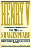 Image of Henry V (Barnes & Noble Shakespeare)
