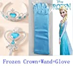 Queen Elsa Princess Anna Magic Wand +...