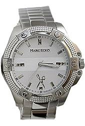 Marc Ecko M16533G1 - Men's Watch, Stainless Steel inox, Color: Silver