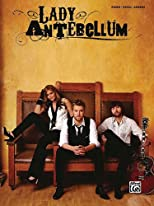 Lady Antebellum: Piano/Vocal/Chords