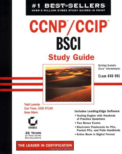 CCNP / CCIP: BSCI Study Guide
