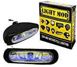 #6: 2Pc. LightMod 55W Bar Auxillary Lamps FogLamp Halogen Light for ALL Car and Bikes