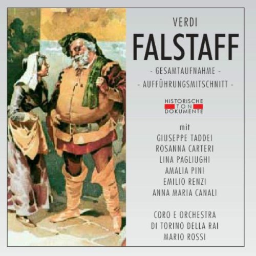 Falstaff - Verdi -CD
