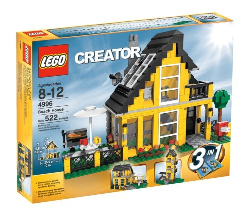 LEGO® Creator Beach House (4996) Amazon.com