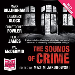 The Sounds of Crime Audiobook