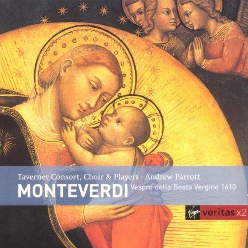 Monteverdi: Vespro della Beata Vergine 1610/Venetian Vespers
