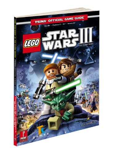Lego Star Wars III: The Clone Wars: Prima Official Game Guide (Prima Official Game Guides)
