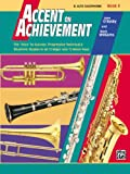 Accent on Achievement, Book 3,  E-flat Alto Saxophone