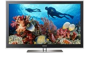 Samsung PS63C7790YSXZG 160 cm (63 Zoll) 16:9 Full-HD 600Hz 3D Plasma-Fernseher mit integriertem DVB-T und DVB-C Tuner schwarz