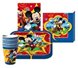 Disney Mickey Mouse Fun & Friends Party Kit for 8
