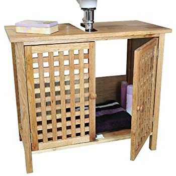 pas cher meuble dessous de lavabo en bois acheter en ligne magasin meuble discount 2013. Black Bedroom Furniture Sets. Home Design Ideas