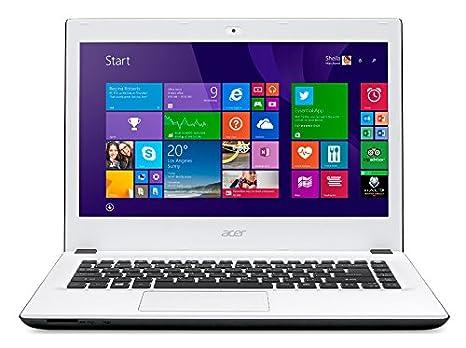 ACER Aspire E14 E5-473-31W0 i3-4005U - ACER Aspire E14 E5-473-31W0 14i HD W10H i3-4005U 4GB 500GB HDD Intel HD Graphics 4400 DVDRW 802.11ac BT Cotton White
