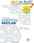 Essential MATLAB for Engineers and Sc...