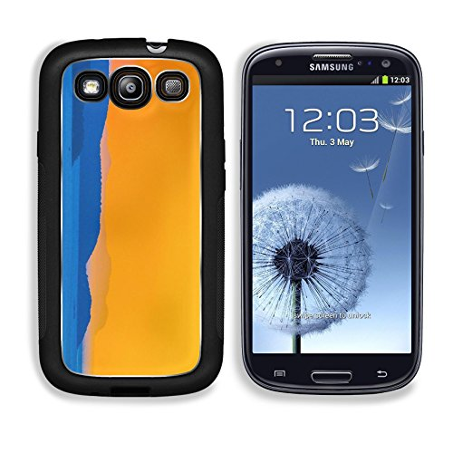 MSD Premium Samsung Galaxy S3 Aluminium Backplate Snap Case Twilight sky Image ID 27379079