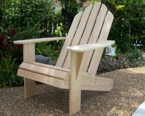 Adirondack Chair - Cypress - Free Shipping