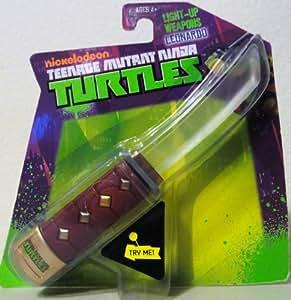 Teenage Mutant Ninja Turtles Leonardo Light-up Weapon