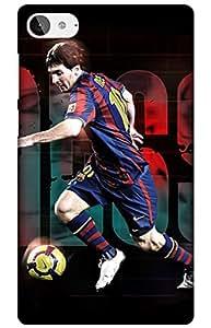 iessential football Designer Printed Back Case Cover for Lenovo Z2 Plus