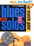 Blues Solos for Acoustic Guitar (Guit...