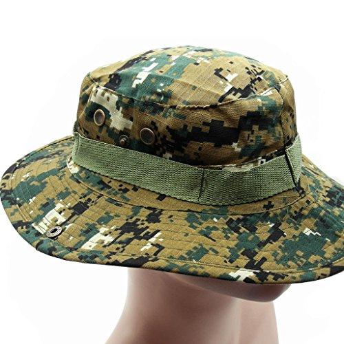 TrendBox Navy Army Camo Military Boonie Sun Bucket Hat ... - photo #9