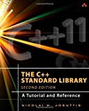 img - for The C++ Standard Library: A Tutorial and Reference (2nd Edition) (Edition 2) by Josuttis, Nicolai M. [Hardcover(2012  ] book / textbook / text book